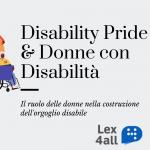 Disability Pride & Donne con Disabilità